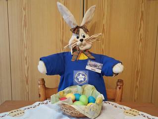 Wir wünschen euch allen ein frohes, er-Ei-gnisreiches Osterfest!