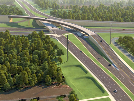 New I75 Exit in Wesley Chapel