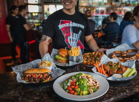 Rock and Brews Opening Soon...