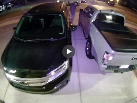 More Car Burglars Targeted Wesley Chapel Area Last Night