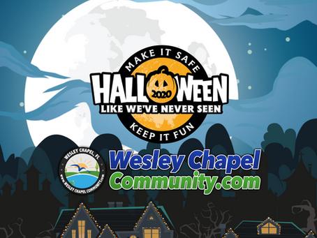 Halloween 2020 in Wesley Chapel