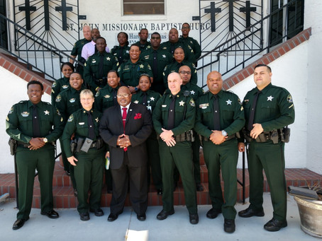 Pasco Sheriff's Office offers Virtual Recruitment Event