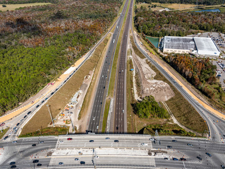 Northbound I75 entrance ramp closed at State Road 56 from Jan 10-15