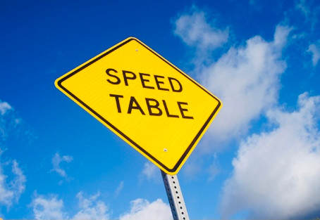 Seven Oaks adding Speed Tables and Crosswalks to Community Roadway
