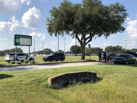 One Dead after Shooting at Pasco Park