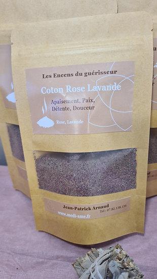 Coton Rose Lavande