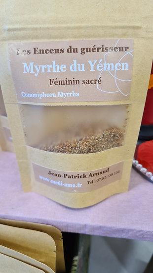 Myrrhe du Yémen