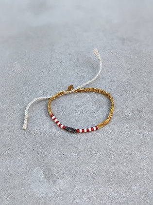 Azila indian gold bracelet