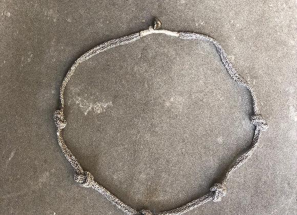 Ojay necklace Silver