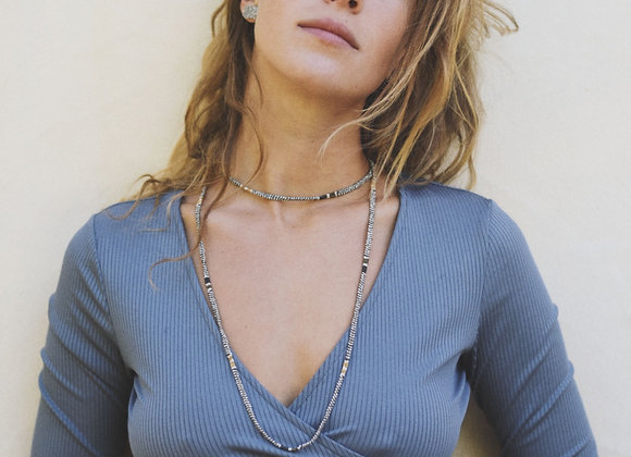 Brazil necklace