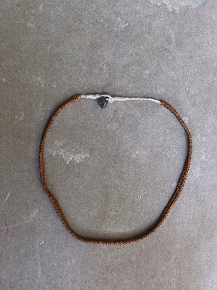 Secondskin necklace raw