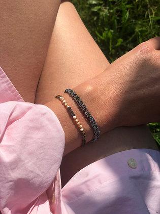 Azila raw bracelet