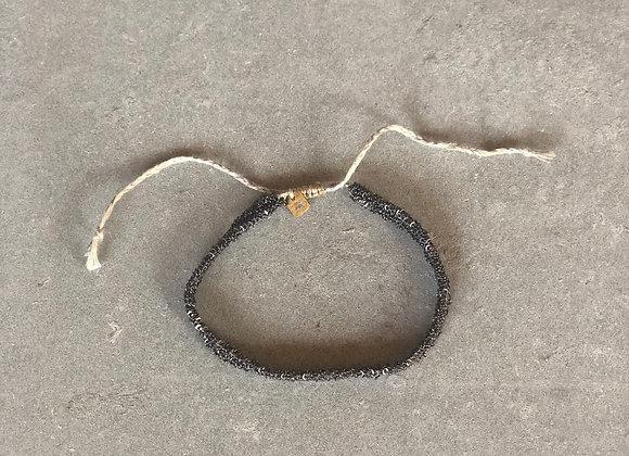 Secondskin bracelet XS Noir