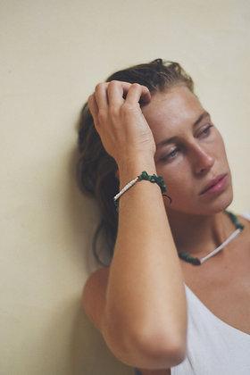 Cleo bracelet Blanc