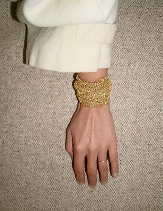 Secondskin Indian gold bracelet XL