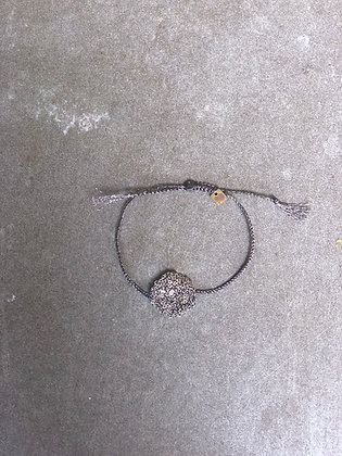 Medal bracelet silver S