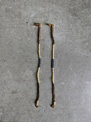 Azila earrings Raw