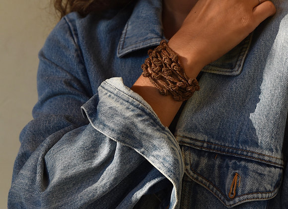 Ojay bracelet brut XL