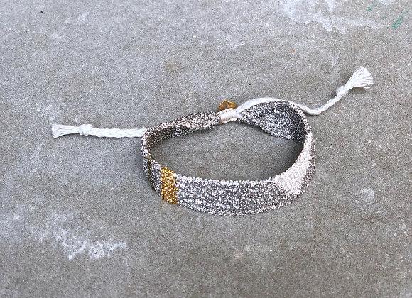 Forma bracelet Silver