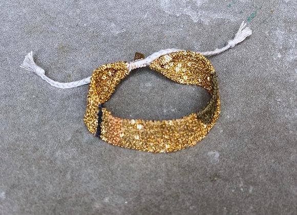 Forma bracelet Indian gold
