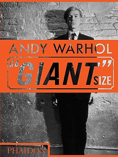 """Andy Warhol. """"Giant"""" Size."""