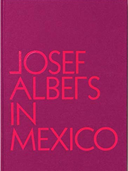 Josef Albers in Mexico.