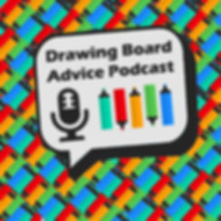 Drawing Board Advice Podcast New Logo Jp