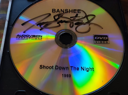 Banshee - Shoot Down The Night DVD(Direct from MTV master tape)