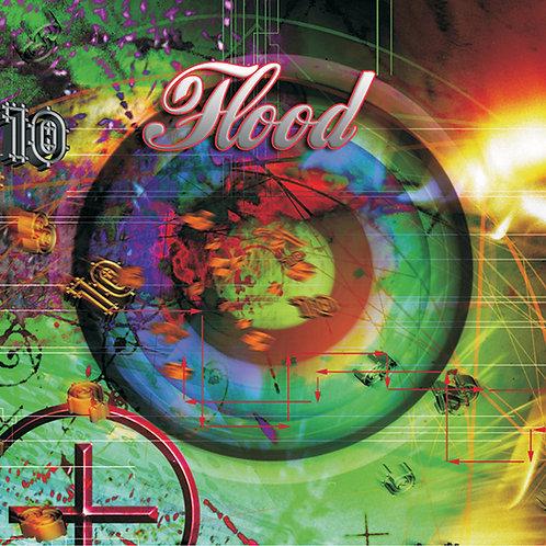 FLOOD CD (Full color Insert/Thin Case) - Signed