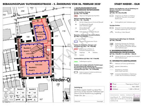 Stadtrat Nieder-Olm beschließt Bebauungsplan