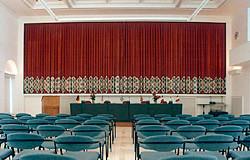main hall theatre style
