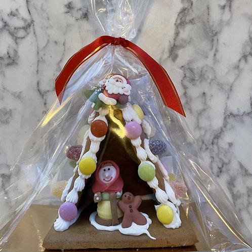 Gingerbread House (medium)
