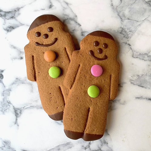 Pair of Gingerbread People