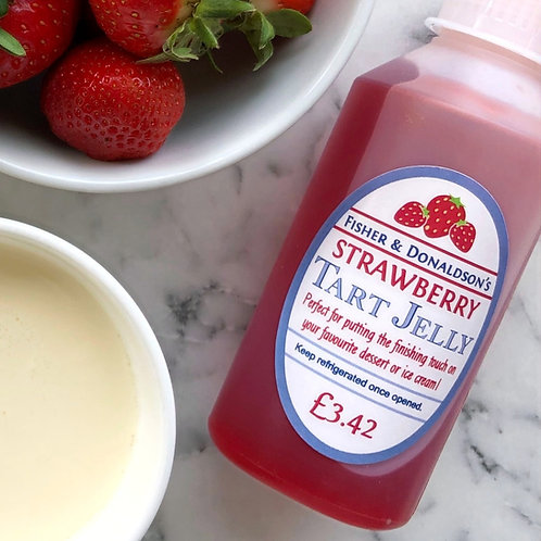 Strawberry Jelly Topper