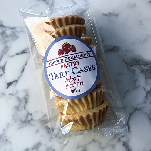 Strawberry Tart Cases