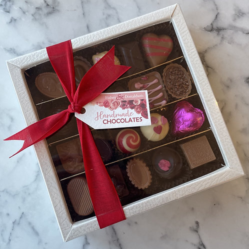 Valentine's Belgian Chocolates (large)