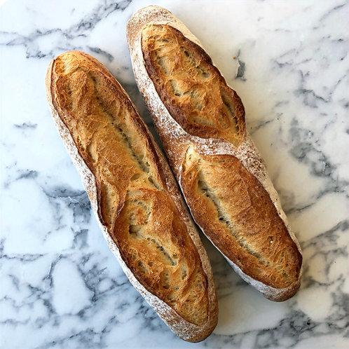 2-Pack of Artisan Baguettes