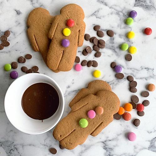 Gingerbread People DIY Kit