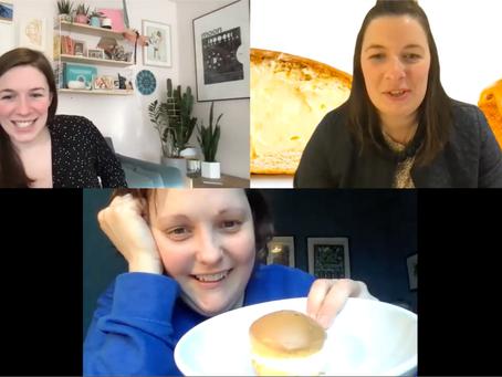 Cake Break: Josie Long