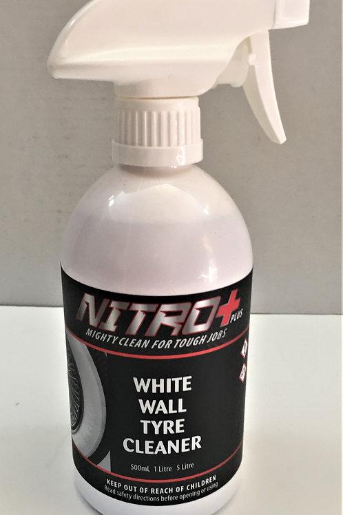 Nitro+ White Wall Tyre Cleaner