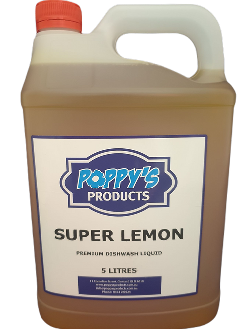 Super Lemon Dishwash Detergent