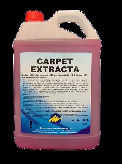 Carpet Extracta