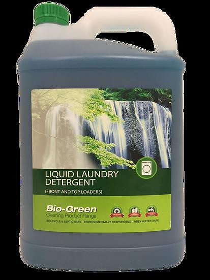Bio-Green Liquid Laundry Detergent