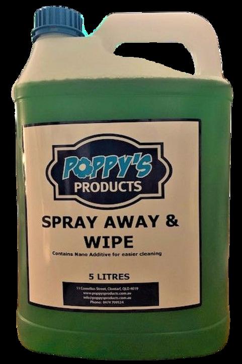 Spray Away & Wipe (with Nano)
