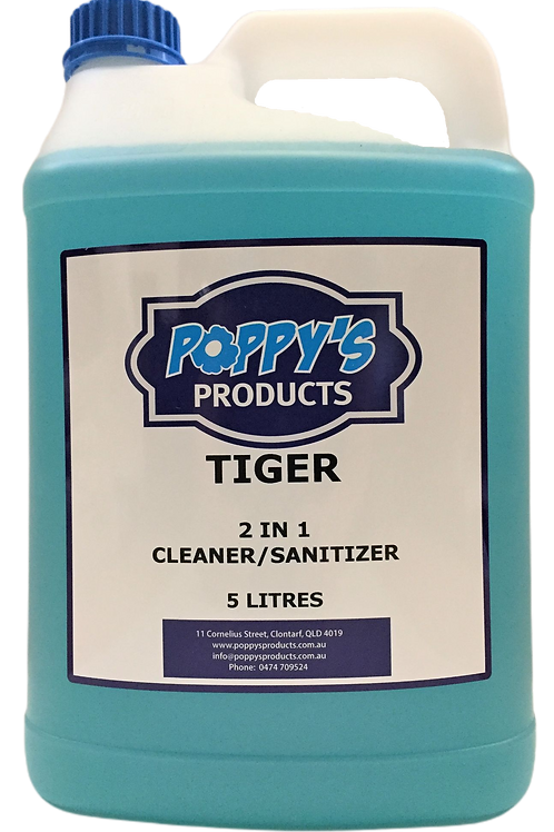 Tiger Cleaner/Sanitiser