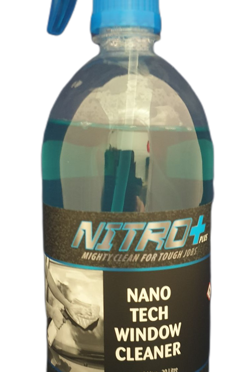 Nitro+ Nano Tech Window Cleaner