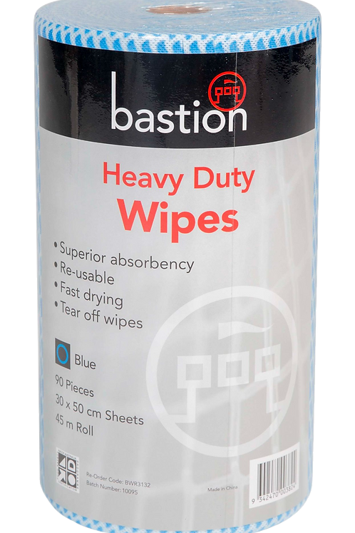 Bastion Heavy Duty Wipes Roll