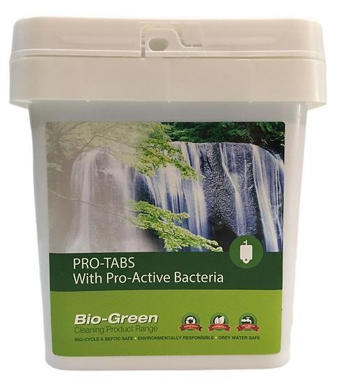 Bio-Green Pro Tabs (with Pro-Active Bacteria)