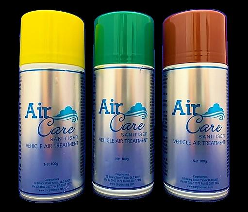 Air Care Sanitiser Aerosol