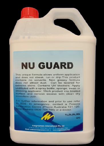 Nu Guard Vinyl Restorer